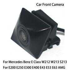 Car Front View Parking LOGO Camera for Mercedes Benz E Class W213 S213 E200 E250