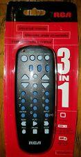UNIVERSAL  TV  Digital Converter Box Remote  Zenith/RCA/Apex/GE/Magnavox 3 IN 1