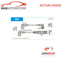 IGNITION CABLE SET LEADS KIT JANMOR M4 P NEW OE REPLACEMENT