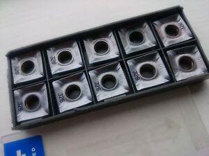 10 Iscar carbide tips SDMT 1606PDR-HQ IC328 (SDMT1606PDR SDMT 1606 PDR-HQ PDRHQ
