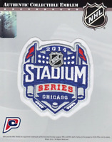 2014 NHL Stadium Series Game Logo Jersey Patch Chicago Blackhawks