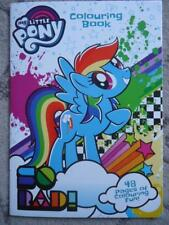 MY LITTLE PONY COLOURING BOOK - BRAND NEW