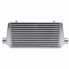 "2.5"" ALLOY CUSTOM TURBO CONVERSION DRIFT SPORT DIY FRONT MOUNT INTERCOOLER FMIC"