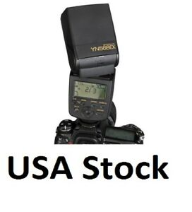Yongnuo YN-568EX II  4-Channel TTL Flash Speedlite for Nikon i-TTL Cameras