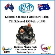 A Brand New Evinrude Johnson Outboard Trim Tilt Solenoid 1968-thru-1980 # 581528