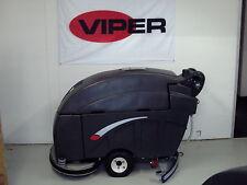 Viper Fang 32T industrial heavy duty battery powered floor scrubber drier