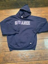 University of the South Sewanee Hoodie Sweatshirt - Russell - Size Large