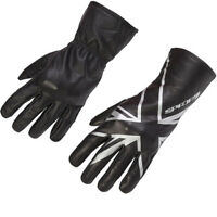 Spada Patriot Union Jack Waterproof Leather Touring Motorcycle Gloves - Sale