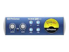 PreSonus TubePre V2 Professional Tube Microphone Pre-amplifier
