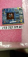 HP 594504-001 geforce G210 512MB DDR3 MXM Graphics Card.