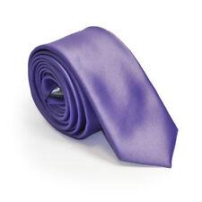 Cravatta da uomo viola