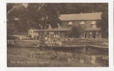 The Black Rabbit Arundel Vintage Postcard 376a