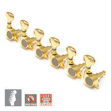 NEW Gotoh SGS510-S5 Set  6-in-line Right Handed L6 - 15:1 Gear Ratio - GOLD