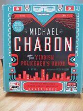 THE YIDDISH POLICEMEN'S UNION by Michael Chabon (2007, CD, Unabridged)