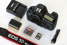 Canon EOS 5D Mark III 22.3MP Digital SLR (dSLR) Camera - Black (Body Only)