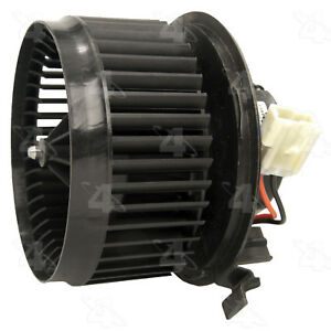 New Blower Motor With Wheel   Four Seasons   75879