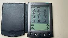 Palm VX PDA mit Lederhülle und Dockingstation  Rarität Sammler Liebhaber