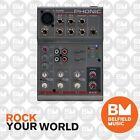 Phonic AM 55 Analog 1 XLR 2 Stereo Channel Compact DJ Mixer AM55 - BNIB - BM
