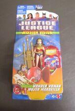 Wonder Woman 2003 JUSTICE LEAGUE Mattel MOC DC Comics Mission Vision