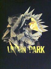 Linkin Park 2012 Mens XL American Rock Band T Shirt Black