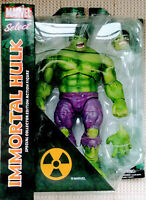 Marvel Select Rampaging Hulk Action Figure Diamond Select Toys 2021 In Stock