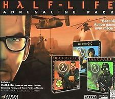 Half-Life: Adrenaline Pack (PC, 1999)