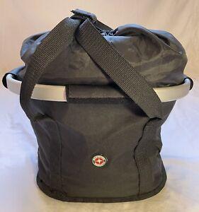 Schwinn Quality Fold Bicycle Basket Pet Dog Carrier Front Bike Handlebar Bag