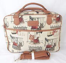 Terrier Dog Design Computer Laptop or Brief Case Bag Tapestry Signare