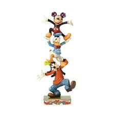 Jim Shore Disney Traditions Goofy Donald and Mickey 4055412