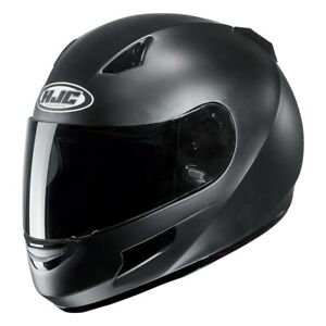 HJC Helm CL-SP Semi flat schwarz matt Gr. 3XL = 65/66 extra großer Motorradhelm