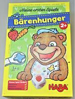 HABA 300171 Meine ersten Spiele Bärenhunger 2+ Jahre
