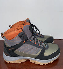 NIB Columbia Men's Terrebonne II Sport Mid Omni-tech Hiking Boot/Shoe Sz 10