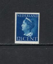 Netherlands 1940 QUEEN WILHELMINA UNISSUED IMPERF MH SC 219 #2