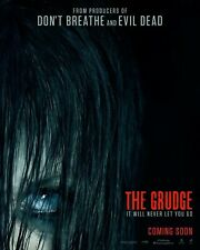 20x30 24x36 27x40 Poster The Grudge Movie 2020 It Will Never Let You Go Art F342