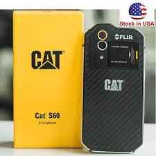New CAT S60 FLIR Thermal Camera Dual SIM Waterproof IP68 Unlocked-EU/RoW variant