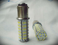 1PC BA15D LED 1142 126 3014 4W White 12 24v bulb Corn light lamp 1076 1176 AC DC
