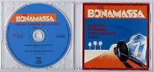 JOE BONAMASSA Driving Towards The Daylight Radio Edit UK 2-trk promo test CD