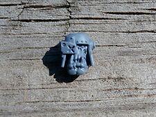 40K Ork Loota/Burna Head Target Helmet Bits 1 Bitz S