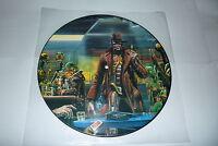 "IRON MAIDEN Stranger In A Strange Land  Rare 1986 UK limited edition 3-track 12"""