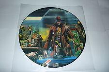 """Iron Maiden Extraño en tierra extraña Raro 1986 Uk Edición Limitada 3-track 12"""""""