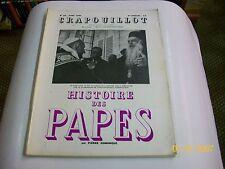 CRAPOUILLOT - N°64 - AVRIL 1964 / HISTOIRE DES PAPES.