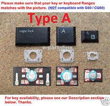 Compaq / HP Presario CQ61 / HP G61 Keyboard Key - BLACK