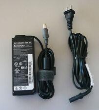 Genuine IBM Lenovo Thinkpad AC ADAPTOR  CHARGER BOX CORD 92P1109 93P5026 20V