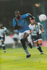 Football Photo>KEVIN FRANCIS Stockport County 1990s