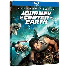 Journey To The Center Of The Earth Blu-ray Steelbook Region Free