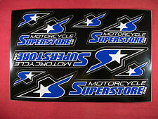 Motorcycle Superstore Com Sticker Decal ATV Motorcycle Racing