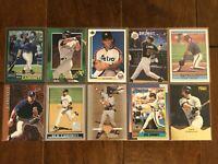 Ken Caminiti - San Diego Padres - 10 Baseball Card Lot - No Duplicates