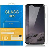 Crystal Clear Tempered Glass Screen Protector for iPhone Xs / Xs Max / XR / X