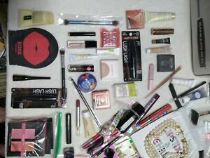 Full Size Deluxe Samples NEW Makeup Skincare High End Lots + Sephora Play Bag