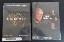 THE SHIELD Episodes 5-13 Review Copy PROMO New DVD Pair 2002 FX TV Series SEALED